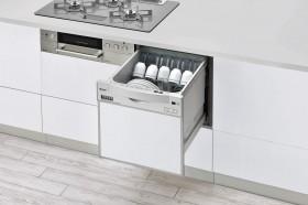 RSW-C401C(A)-SVホワイト化粧パネルキッチンイメージ_S