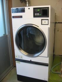 業務用ガス衣類乾燥機 容量13キロタイプ