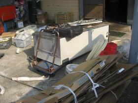 旧空調の三菱製室内機です。