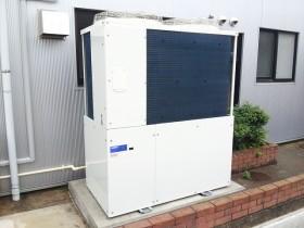 AISIN製 業務用空調GHP 屋外機